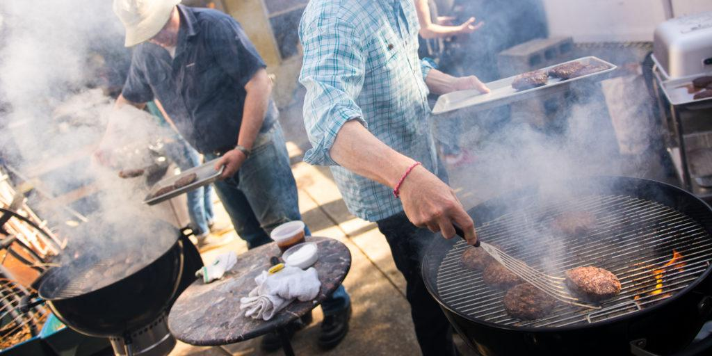 BBQ Experience with the Best Charcoal Smoker and Grills