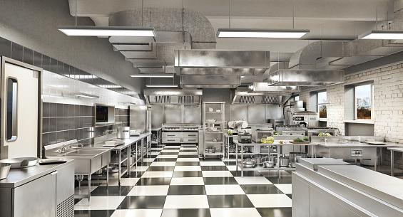 commissary kitchen